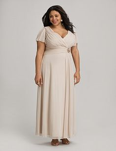 Dress barn plus size evening dresses