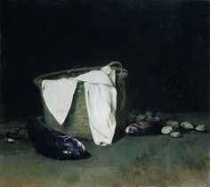 Emil Carlsen | Blackfish and Clams | The Met
