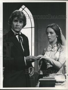 1972 Press Photo Michael Landon and Bonnie Bedelia in Bonanza | eBay