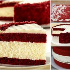 Wonderful DIY Red Velvet Cheesecake