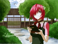 Elfen-Lied it may technically be in the horror genre because of gore however I view it as being more of a tragedy/ romance
