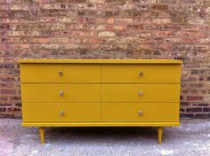 dresser/changing table from etsy - $399