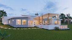 TROPICS custom house design by Avalon Homes. Enquire through: avalonhomes.com.au