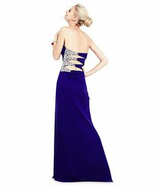 dd6c15955e0 Available at Dillards.com  Dillards oK ok soo junior prom is soon! dress