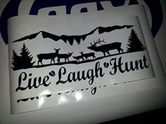 Live Laugh Hunt Vinyl Decal null http://www.amazon.com/dp/B00R1U29CE/ref=cm_sw_r_pi_dp_.C1Jub0R0KKV6