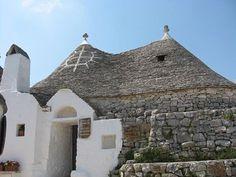 """""""Il Trullo Siamese"""", Alberobello, Puglia, Italy"""