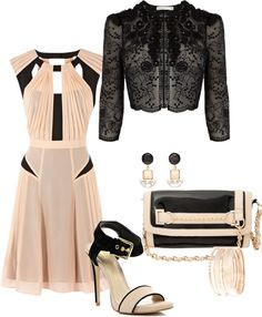 """Modern Victorian New Years Party"" by lovinthemusic on Polyvore"
