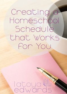 Planning a homeschool schedule and lesson plans can be a daunting task. It doesn't have to be. You can plan for as long as a year or as short as a week without losing your mind. I'm sharing some easy to follow steps to help you out. Perfect for all homeschooling families, especially single moms and work at home moms!