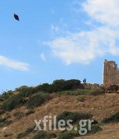 Mistero Ufo: UFO sopra il Tempio di Poseidone (Grecia).