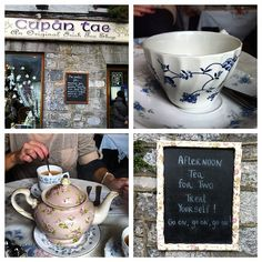 Cupán Tae Teahouse, Galway Irish Tea, West Coast Of Ireland, Moving To England, Irish Christmas, Forgotten Treasures, Dublin City, Danish Furniture, England And Scotland, Ireland Travel