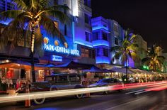 Virginia Duran Blog- Miami- The Best Art Deco Architecture- Park Central Hotel by Henry Hohauser