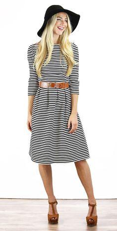 Modest Summer Dresses