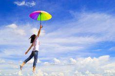 Leichtigkeit bedeutet die Schönheit des Lebens zu sehen, zu fühlen wie es ist, sich einfach treiben zu lassen.