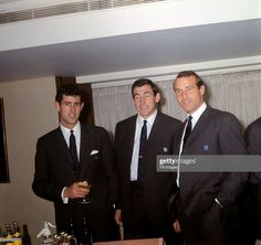 Box Canvas Print (other products available) - England goal keepers Peter Bonetti (Chelsea), Gordon Banks (Leicester City) and Ron Springett (Sheffield Wednesday) - Image supplied by PA Images - inch Box Canvas Print made in the UK England Goals, England World Cup Squad, Peter Bonetti, Gordon Banks, International Soccer, Sheffield Wednesday, National Photography, Goalkeeper, Leicester