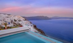 Only the best morning views at Santorini Secret Suites and Spa
