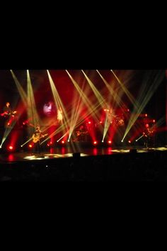 Within Temptation theatre tour in Amsterdam :)