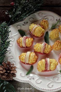 Fursecuri Sarate de Cartofi (aperitiv cu cartofi)