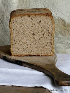 grain de sel - salzkorn: Das absolute Beginner-Brot: das Paderborner