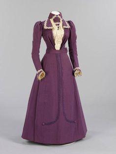 Wedding Dress 1899 The Victoria & Albert Museum