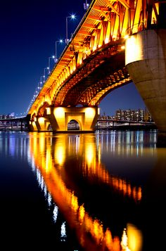 Sungsoo Bridge - Seoul, South Korea
