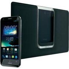 "Asus Padfone 2 A68-1A175GER 64 GB 11,9 cm (4,7 "") + Tablet-station 25,7 cm (10,1""), zwart LTE Tablet-pc"