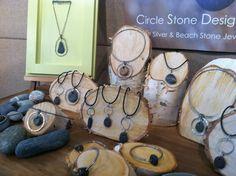 Circle Stone Designs Booth Display