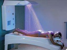 bithermal vichy shower Trautwein