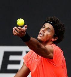 Blog Esportivo do Suíço: Feijão para em favorito espanhol nas oitavas no Brasil Open