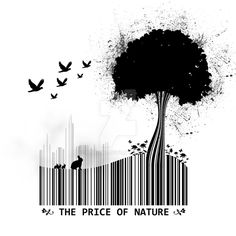 The Price of Nature by adrumo on DeviantArt Projector Paint, Code Art, Bad Boy Aesthetic, Typography Design, Drawing Stuff, Drawing Ideas, Wall Art, Abstract, Drawings