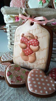 Новая коллекция пряников на день святого Валентина - Кондитерская - Babyblog.ru
