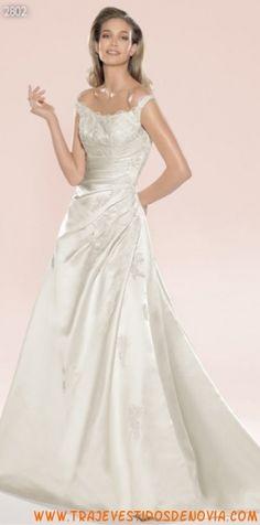 2802  Vestido de Novia  Atelier Diagonal