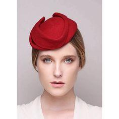 3ae031780f834 Hat on Sale Wedding Felt Fascinator   Ivory Cocktail Hat   Pillbox ...