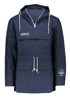 Adidas Originals Spezial Brumler Smock SPZL - Navy - Jackets from Triads UK Adidas Spezial, Casual Art, Navy Jacket, Mens Fashion, Fashion Outfits, Tucson, Men's Style, Smocking, Adidas Originals