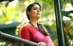 Bhaskar The Rascal Stills Nayantara