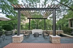 Exterior Spaces - contemporary - exterior - chicago - Tandem Architecture & Construction