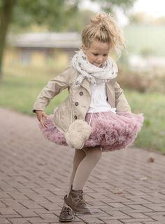 Outfit from Ad. Little Girl Fashion, Little Girl Dresses, Toddler Fashion, Toddler Outfits, Fashion Kids, Outfits Niños, Little Fashionista, Girls Wardrobe, Beautiful Children