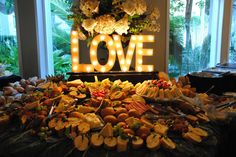Spread the LOVE with your friends and family at our reception hall