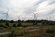 Wind power in Estonia This seems interesting. Take a look.