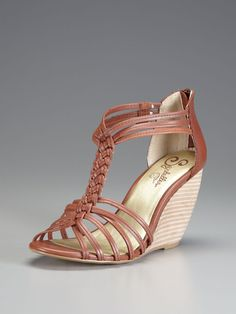 Greatest Hits Wedge Sandal by Seychelles on Gilt