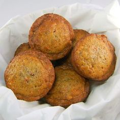 Banana and Carrot Muffins (no shortening of any kind) Healthy!