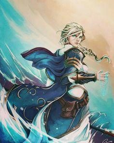 Jaina Proudmoore Jaina Proudmoore, World of Warcraft, Warcraft, Арт, Длиннопост World Of Warcraft, Art Warcraft, High Fantasy, Fantasy Women, Medieval Fantasy, Final Fantasy, Dnd Characters, Fantasy Characters, Female Characters