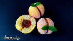 Piersici umplute reteta si ponturi Peach Cookies, Biscotti, Gem, Fruit, Sweet, Food, Sweets, Candy, Eten