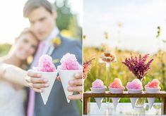 Lemonade stand party inspiration | Photo by Sandy Tam Photography | 100 Layer Cake