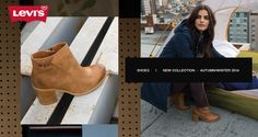 #butycom #newcollection #levis #levisshoes #shoes #fallwinter14 #autumnwinter14