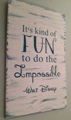 #DurhamCustomWoodDecor #family #kids #children #quote #Disney