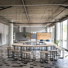 Cottrell House by The Decorators and Meanwhile Space