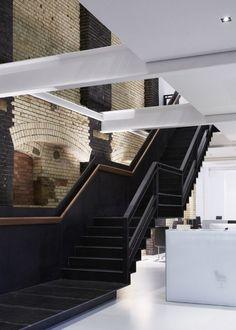 FA # Viga aparente / Tijolo de burro # 100 Modern Interiors - UltraLinx