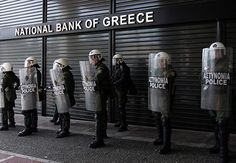 Greek Banks reopen after three-week shutdown, But several restrictions remain in place, including a block on money transfers abroad, and Greeks also face price rises with an increase in VAT. #businessnews #worldnews #news #business #uae #dubai #mydubai #gccnews #gccbusinesscouncil #gulfnews #middleeast #socialmedia #greeceCrisis   #oman #qatar #kuwait #saudiArabia  #economy #worldbusinessNews #finance #money #banks #greekbank #vat #greece