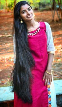 Loose Hairstyles, Indian Hairstyles, Long Indian Hair, Queen Hair, Super Long Hair, Braids For Long Hair, Most Beautiful Indian Actress, Beautiful Long Hair, Shoulder Length Hair