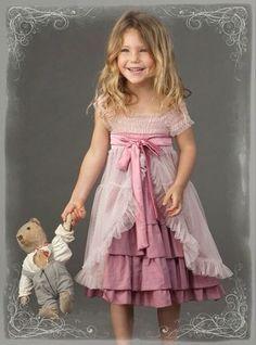 Luna Luna Copenhagen, moda infantil, conjuntos y vestidos de fiesta para niña de Luna Luna Copenhagen